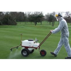 Внесение гербицидов